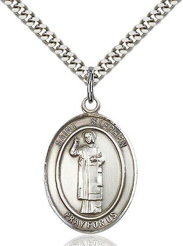 St. Stephen the Martyr Medal - 82201 Saint Medal
