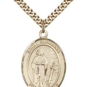St. Susanna Medal - 82631 Saint Medal