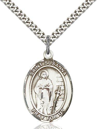 St. Susanna Medal - 82633 Saint Medal
