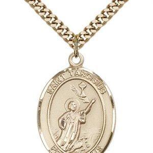 St. Tarcisius Medal - 82583 Saint Medal