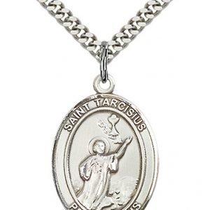 St. Tarcisius Medal - 82585 Saint Medal