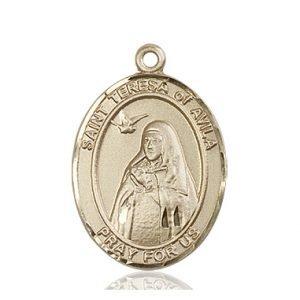 St. Teresa of Avila Medal - 82194 Saint Medal