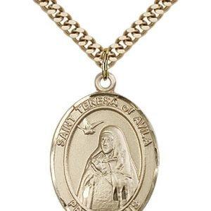 St. Teresa of Avila Medal - 82193 Saint Medal