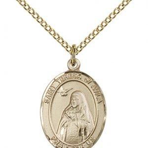 St. Teresa of Avila Medal - 83559 Saint Medal