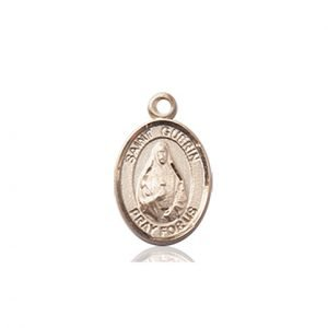St. Theodore Guerin Charm - 85458 Saint Medal