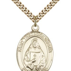 St. Theodore Guerin Medal - 82898 Saint Medal