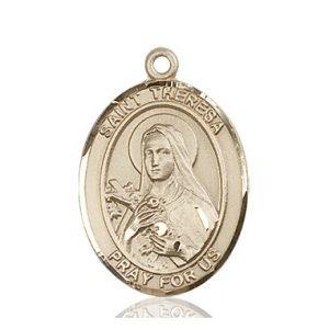 St. Theresa Medal - 82206 Saint Medal