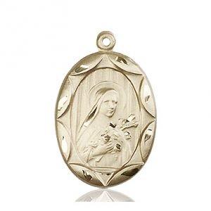 St. Theresa Medal - 83083 Saint Medal