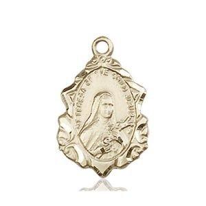 St. Theresa Medal - 83101 Saint Medal