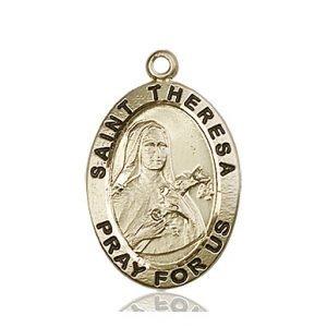 St. Theresa Medal - 83167 Saint Medal