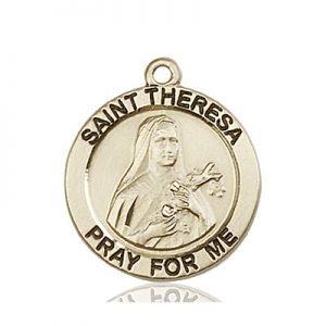 St. Theresa Medal - 83206 Saint Medal