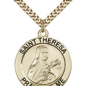 St. Theresa Medal - 81764 Saint Medal