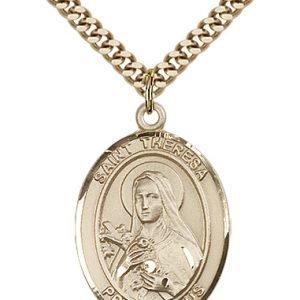 St. Theresa Medal - 82205 Saint Medal