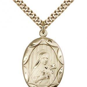 St. Theresa Medal - 83082 Saint Medal