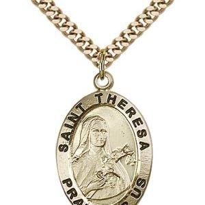 St. Theresa Medal - 83166 Saint Medal