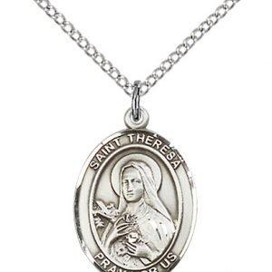 St. Theresa Medal - 83573 Saint Medal