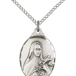 St. Theresa Medal - 81624 Saint Medal