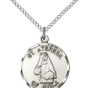 St. Theresa Medal - 81708 Saint Medal