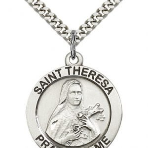 St. Theresa Medal - 81766 Saint Medal