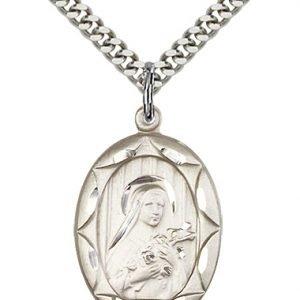 St. Theresa Medal - 83084 Saint Medal