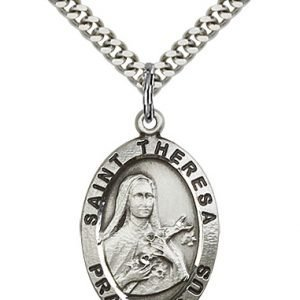 St. Theresa Medal - 83168 Saint Medal