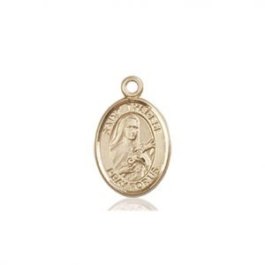 St. Therese of Lisieux Charm - 85031 Saint Medal