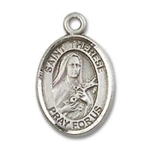 St. Therese of Lisieux Charm - 85032 Saint Medal