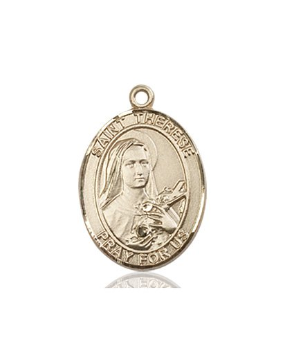 St. Therese of Lisieux Medal - 83842 Saint Medal