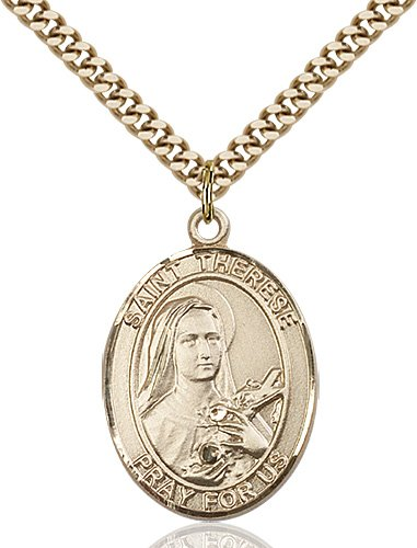 St. Therese of Lisieux Medal - 82469 Saint Medal