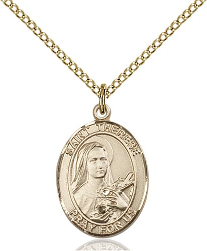 St. Therese of Lisieux Medal - 83841 Saint Medal
