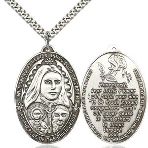 St Therese of Lisieux Medals