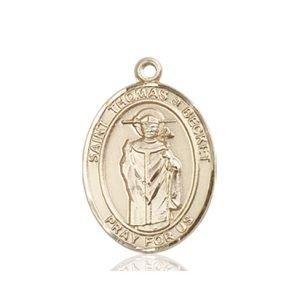 St. Thomas A Becket Medal - 84172 Saint Medal