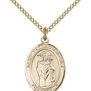 St. Thomas A Becket Medal - 84171 Saint Medal