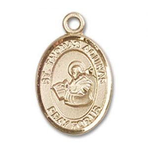 St. Thomas Aquinas Charm - 84769 Saint Medal