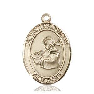 St. Thomas Aquinas Medal - 82212 Saint Medal