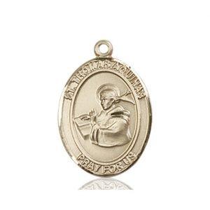 St. Thomas Aquinas Medal - 83578 Saint Medal