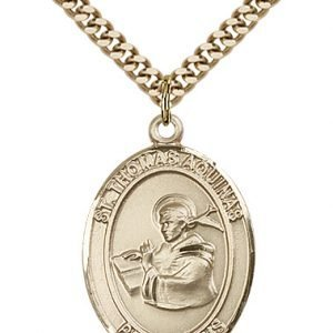 St. Thomas Aquinas Medal - 82211 Saint Medal