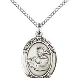 St. Thomas Aquinas Medal - 83579 Saint Medal