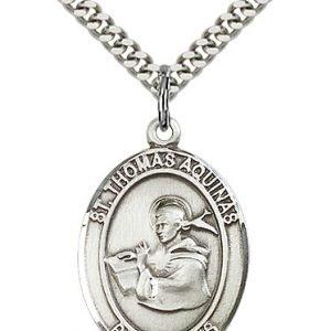 St. Thomas Aquinas Medal - 85627 Saint Medal