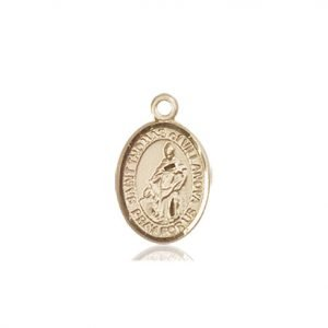 St. Thomas of Villanova Charm - 85245 Saint Medal