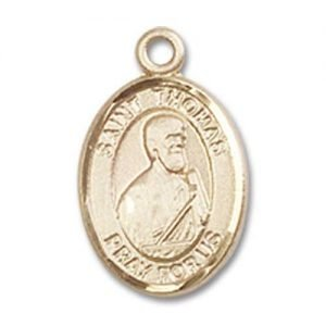 St. Thomas the Apostle Charm - 84766 Saint Medal