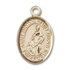 St. Thomas of Villanova Charm - 85244 Saint Medal