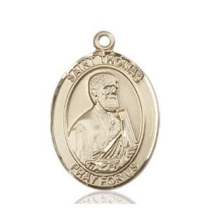 St. Thomas the Apostle Medal - 82209 Saint Medal