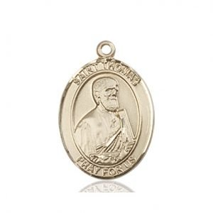St. Thomas the Apostle Medal - 83575 Saint Medal