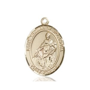 St. Thomas of Villanova Medal - 84058 Saint Medal