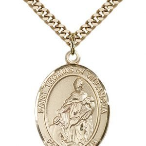 St. Thomas of Villanova Medal - 82685 Saint Medal