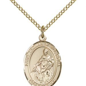 St. Thomas of Villanova Medal - 84057 Saint Medal