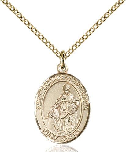 St. Thomas of Villanova Medal - 84057 Saint Medal