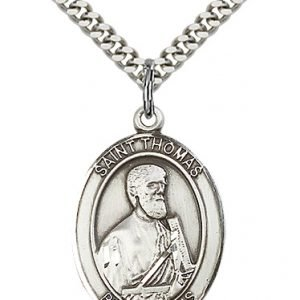 St. Thomas the Apostle Medal - 82210 Saint Medal