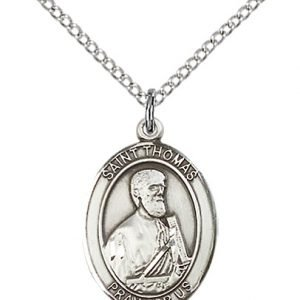 St. Thomas the Apostle Medal - 83576 Saint Medal